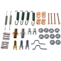 Dorman HW17395 Disc Brake Hardware Kit
