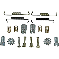 HW17420 Brake Hardware Kit - Direct Fit, Kit