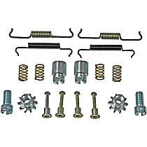HW17420 Brake Hardware Kit - Direct Fit, Kit