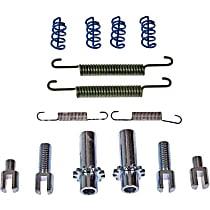 HW17438 Brake Hardware Kit - Direct Fit, Kit