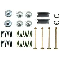 HW4060 Brake Hardware Kit - Direct Fit, Kit