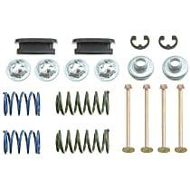 HW4067 Brake Hardware Kit - Direct Fit, Kit