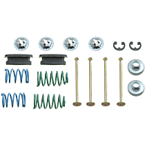 HW4073 Brake Hardware Kit - Direct Fit, Kit