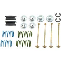 HW4074 Brake Hardware Kit - Direct Fit, Kit