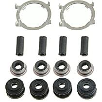 HW5590 Brake Hardware Kit - Direct Fit, Kit