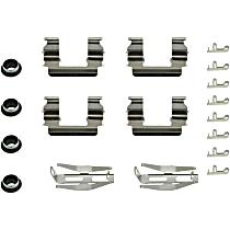 HW5667 Brake Hardware Kit - Direct Fit, Kit