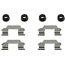 HW5669 Brake Hardware Kit - Direct Fit, Kit