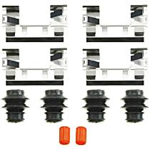 HW5789 Brake Hardware Kit - Direct Fit, Kit