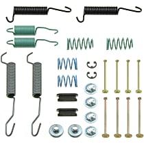 HW7046 Brake Hardware Kit - Direct Fit, Kit