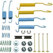 HW7055 Brake Hardware Kit - Direct Fit, Kit
