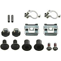 HW7319 Brake Hardware Kit - Direct Fit, Kit
