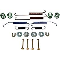 Dorman HW7351 Disc Brake Hardware Kit