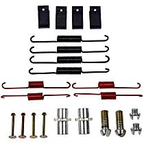 HW7354 Brake Hardware Kit - Direct Fit, Kit