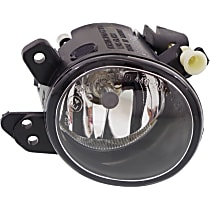 Fog Light Assembly - Passenger Side, Halogen, without AMG Styling Package