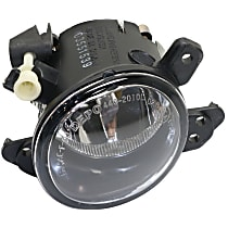 Fog Light Assembly - Driver Side, Halogen, without AMG Styling Package