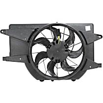 OE Replacement Radiator Fan - Fits 2.2L