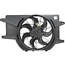 OE Replacement Radiator Fan - Fits 2.2L