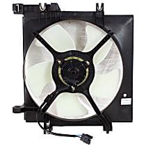 Radiator Fan - Driver Side