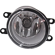 Fog Light Assembly - Passenger Side, Halogen