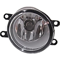 Fog Light Assembly - Passenger Side, Halogen, CAPA CERTIFIED