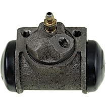 Wheel Cylinder - Direct Fit, Sold individually Rear, Passenger Side
