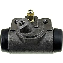 Dorman W18984 Wheel Cylinder - Direct Fit, Sold individually Rear, Driver Side