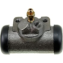 Dorman W9345 Wheel Cylinder - Direct Fit, Sold individually Rear, Passenger Side