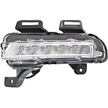 Driver Side Driving Light, With bulb(s) - With RS Package