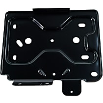 Replacement RC25130001 Battery Tray - Black, Steel, Direct Fit, Sold individually