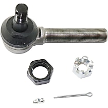 Tie Rod End Front Outer Passenger Side For 4WD Models with 7/8 x 18 Right Hand Threads
