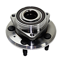 Wheel Hub With Bearing - Sold individually Front or Rear, Driver or Passenger Side