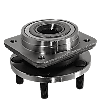 Wheel Hub - Front, Driver or Passenger Side