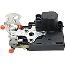 Door Lock Actuator - Front, Driver Side, without Keyless Entry