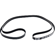 Replacement RC31620003 Serpentine Belt - Direct Fit, Sold individually
