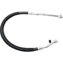 A/C Refrigerant Hose - Suction Line, Sold individually; 3.6L Eng.