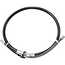 Replacement RC50290001 Parking Brake Cable - Direct Fit, Sold individually