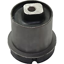 Axle Support Bushing - Rubber, Direct Fit, Sold individually