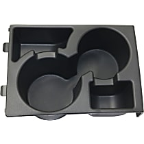 Replacement RC50910006 Cup Holder - Black, Plastic, Direct Fit, Sold individually