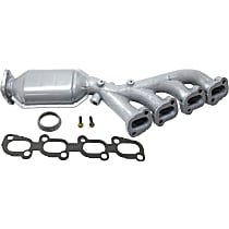 Catalytic Converter Front Passenger Side, For Models with 4.6L Eng California Emissions 47-State Legal (Cannot ship to CA, NY or ME)