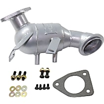 Catalytic Converter Front, For Models with 1.4L Turbo Eng California Emissions 47-State Legal (Cannot ship to CA, NY or ME)