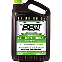 86-374GROEM OEM Extended Life Green Series Coolant/Antifreeze 1 Gallon Sold individually