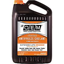 86-374OEM OEM Extended Life Orange Series Coolant/Antifreeze 1 Gallon Sold individually