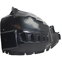 Fender Liner - Front, Driver Side, without Fog Lights Holes