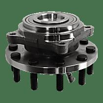 Wheel Hub - Front, Driver or Passenger Side