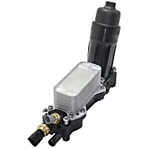 Oil Filter Housing Adapter with Oil Cooler 3.6L