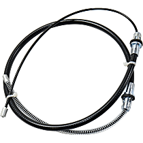 Replacement RD50290001 Parking Brake Cable - Direct Fit, Sold individually