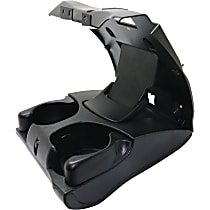 Replacement RD50910001 Cup Holder - Black, Plastic, Direct Fit, Sold individually
