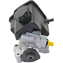 Power Steering Pump - With Reservoir