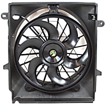 OE Replacement Radiator Fan - Fits 2.3L
