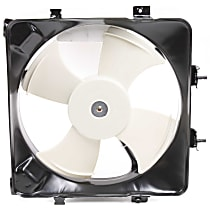 OE Replacement A/C Condenser Fan - Fits 1.5L-1.6L Eng